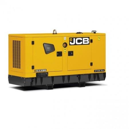JCB G33QS