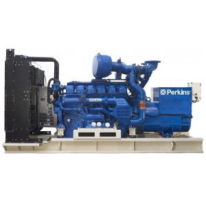 Perkins Diesel Generators - All sizes, Emissions Stage III(A)