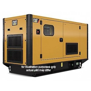 CAT DE33E0 (C) UK SPEC  Generator