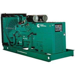 Cummins C825 D5A (O) Generator