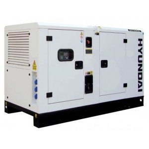Hyundai DHY45KSE Generator