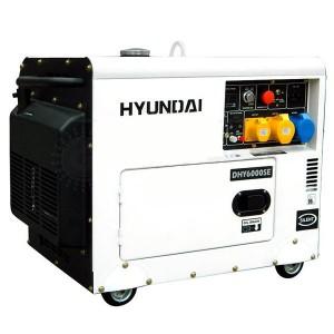 Hyundai DHY6000SE Generator