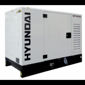 Hyundai DHY9KSEm Generator