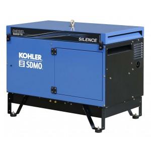 SDMO DIESEL 15000TE SILENCE WI Generator
