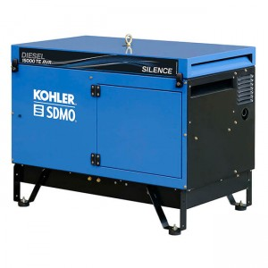 SDMO TECHNIC 15000 TE AVR APM2 Generator