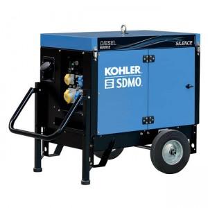 SDMO DIESEL 6000E UK SILENCE W Generator
