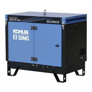 SDMO DIESEL 6500TE SILENCE WIT Generator