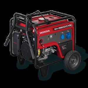 Honda EM5500S Generator