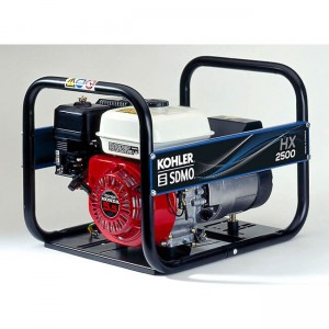 SDMO HX2500UK PETROL Generator Generator