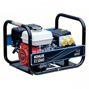 SDMO HX3000 UK PETROL Generato Generator