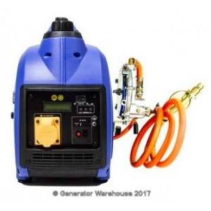 Hyundai HY2000Si-115-LPG Generator