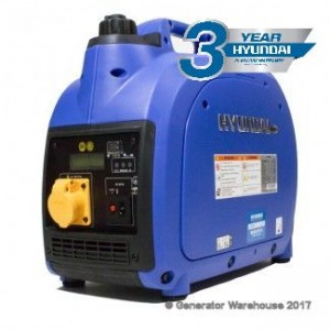 Hyundai HY2000Si-115 Generator