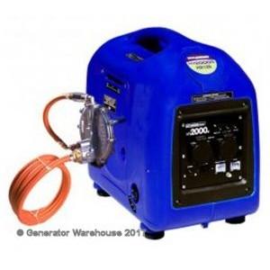 Hyundai HY2000Si-LPG Generator