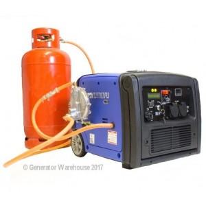 Hyundai HY3200SEi-LPG Generator