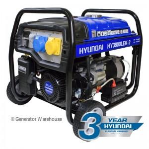 Hyundai HY3800LEK-2 Generator