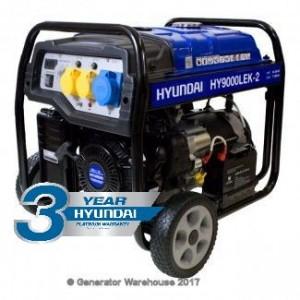 Hyundai HY9000LEK-2 Generator