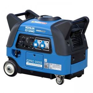 SDMO iPRO3000E ELECTRIC PETROL Generator