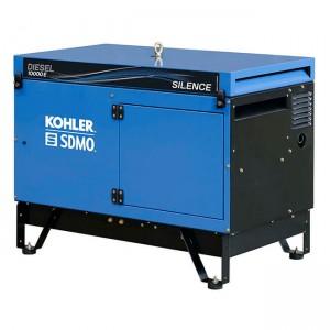 SDMO DIESEL 10000E SILENCE AVR Generator