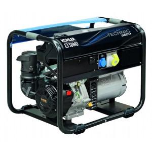 SDMO TECHNIC 6500 UK  Generator