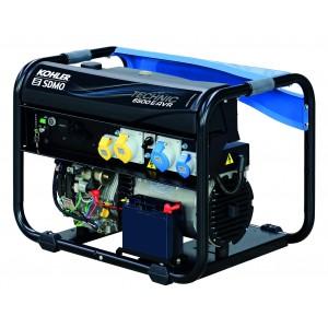 SDMO TECHNIC 6500 E AVR (ELECT Generator