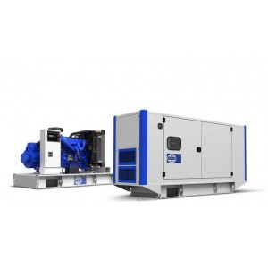 FG Wilson P605-3 Generator