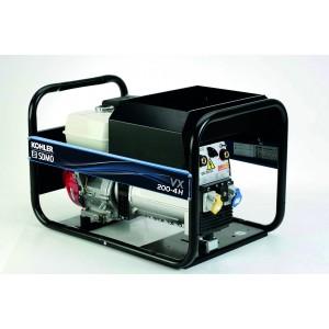 SDMO VX200-4H UK PETROL Genera Generator