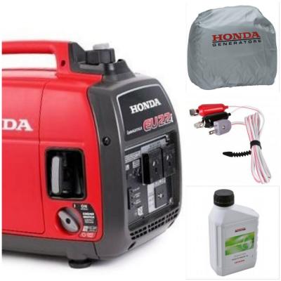 Honda EU22i bundle and save - Offer 2